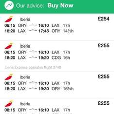 Return Iberia and BA summer flights to Los Angeles £254