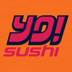 Yo Sushi - Yo Festival 48 dishes £2.80 each