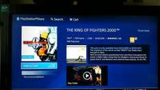King Of Fighters 2000  £3.29 @ PSN uk