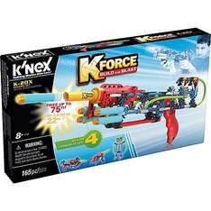 K'Nex K force k-20x blaster (build and blast nerf gun) for £7.50 down from £25 @ Debenhams (free C&C on orders over £20 and free delivery over £40)