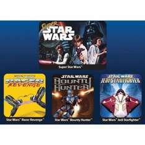 [PS4] Star Wars Classics - 4 Full Games - £5.50 - eBay/SelectGames