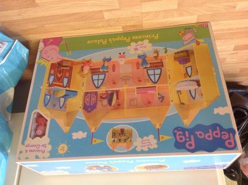 Tesco instore peppa pig castle £12.48 instore (Worthing)