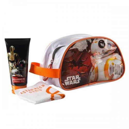 Star Wars BB8 Wash Bag & Contents £1.99 Superdrug