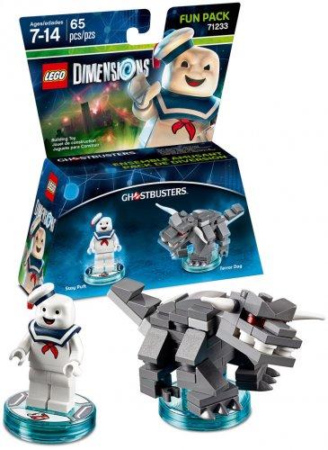 Lego Dimension Stay Puft Fun Pack £6.99 (Prime) / £8.98 (non Prime) at Amazon