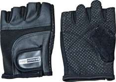 Leather Pro Fitness Weight Lifting Gloves £3.99 @ Argos