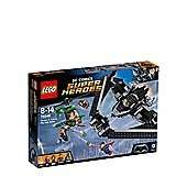 LEGO 76046 Super Heroes Batman v Superman Heroes of Justice, Sky High Battle £33 Amazon Prime Exclusive
