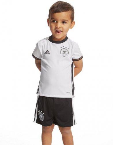 adidas Germany 2016 Home Kit Infant - FREE C&C - £5 @ JD Sports
