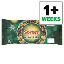 Soreen Lunchbox Loaves - Winter spice down from £1 to 25p per pack in Tesco instore