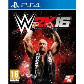 WWE 2k16 ps4 @ tesco direct, free c&C £11