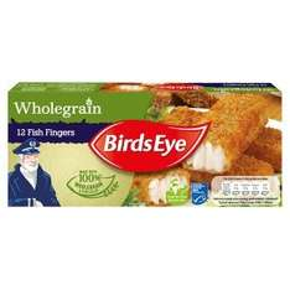 Birds Eye Wholegrain Alaskan Pollock Fish Fingers Frozen (12 = 360g) was £2.50 now £1.25 @ Waitrose