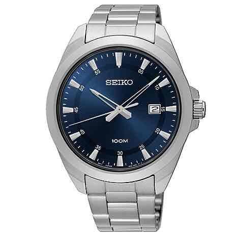 Seiko Gents Stainless Steel Bracelet Watch £48 at Debenhams - £3.49 del