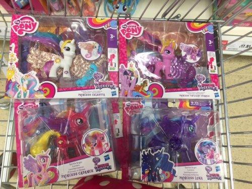MLP - VARIOUS My Little Pony 's £2.50 @ Tesco - Accrington