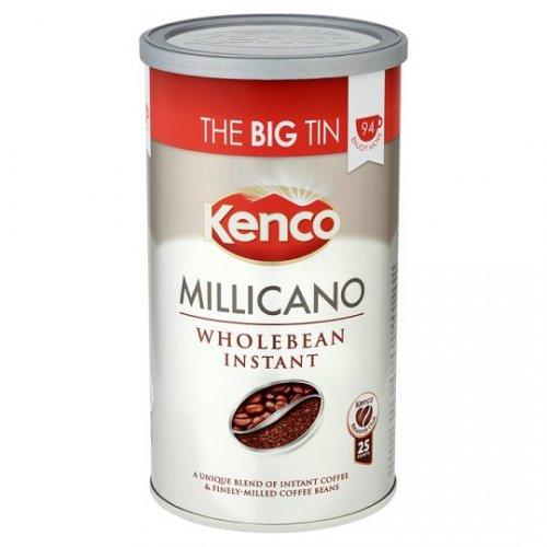 KENCO Millicano Bigger Tin Wholebean Instant Coffee 170g £1.71 @ Tesco