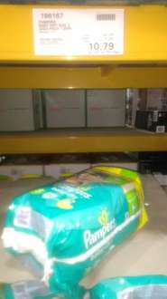 Pampers various size £10.38 @ costco - Derby