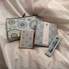 INSTORE National Trust Stationery items 99p at Home Bargains