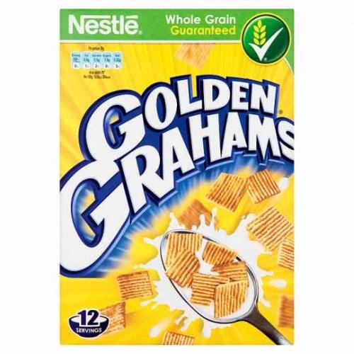 Golden Graham's 375g £1 @ poundland