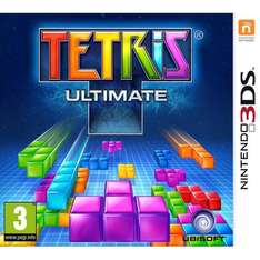 Tetris Ultimate (Nintendo 3DS) - £3.43 @ Toys R Us (In-Store Only)