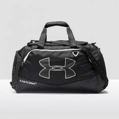 UNDER ARMOUR UA UNDENIABLE II MEDIUM DUFFEL 60 Litre capacity. £22 with free delivery from Milletsports.