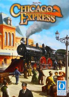 Chicago Express board game £21.16 delivered @ Amazon.co.uk