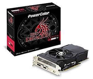 PowerColor Red Dragon Radeon™ RX 460 2GB GDDR5 £89.98 Amazon