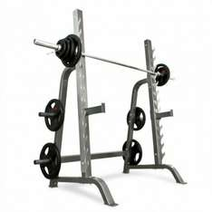 Bodymax CF480 Heavy Duty Multi Press Walk-In Squat Rack £199 Powerhouse Fitness