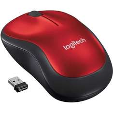 Logitech M185 Wireless USB Optical Mouse. 3 years warranty, 1 year battery life. £7 delivered AO