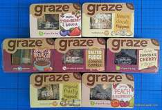 Graze individual snack packs - 59p @ Boots
