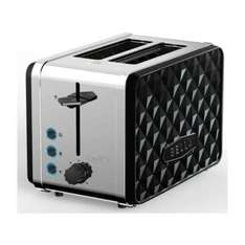 Bella Diamonds 2-Slice Toaster £9.99 - @ TJ Hughes - Free C&C
