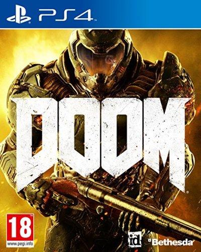 DOOM (PS4) - £14.00 (Prime) / £15.99 (Non Prime) @ Amazon