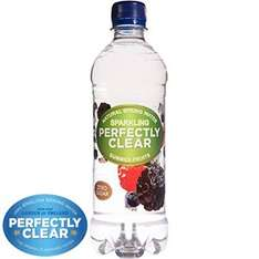 Perfectly Clear Sparkling Summer Fruits (12 x 500ml Bottles) Best before  )1 November 2016 RRP per bottle: 69p Price per bottle: 29p (Total £3.48) @ Home Bargains