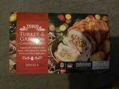 turkey and gammon carvery joint tesco in store  £3.29  reduced from £10