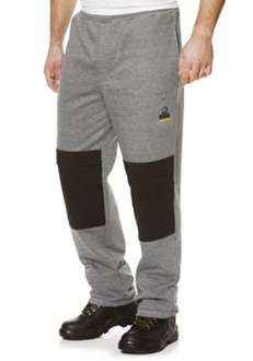 RHINO WORK TROUSERS.IN 2 COLOURS AND KNEE PAD POCKETS £9 @ Tesco Instore & Online