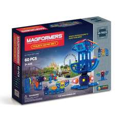50% off five of the Magformers Magnetic Construction Sets