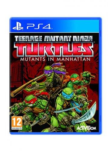 Teenage Mutant Ninja Turtles: Mutants in Manhattan (PS4) £15.99 No Longer on PSN @ Base