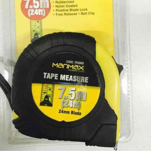 10 x 7.5m (24ft) tape measures £15.95 ebay/Homesolutionsukltd