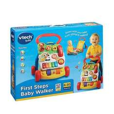 Vtech First Steps Baby Walker £7.50 @ Tesco (Reduced to clear instore)