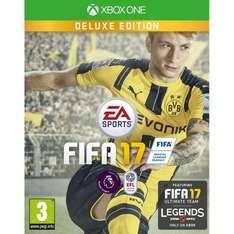 FIFA 17 DELUXE EDITION Xbox one £34.99 @ Smyths