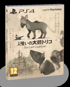 The Last Guardian Launch Edition £29.86 + Free delivery @ ShopTo. Back in stock