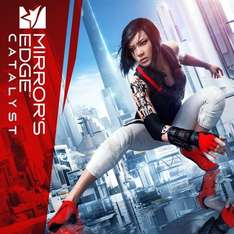 Mirrors Edge Catalyst only £8.99 @ PSN with PS Plus