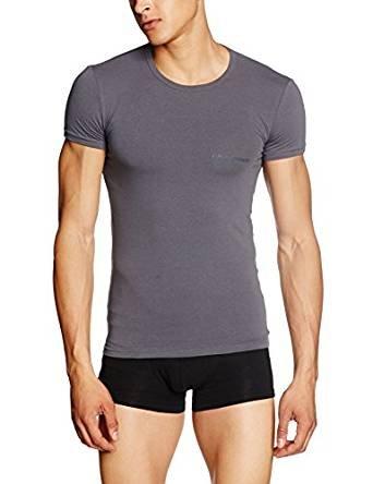 Emporio Armani Men's 1110356A717 T-Shirt £9.88 at Amazon