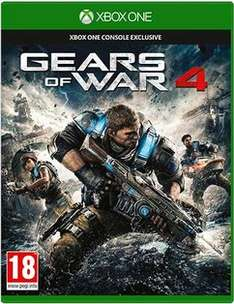 Gears of War 4 (Xbox One) £19.99 @ GAME
