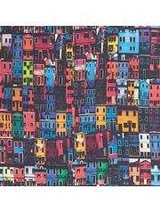 Asda - George Home Mexican Houses Duvet Set - Single £3.50, Double £4.50 & King £5.50