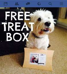 Free Treat Box for your dog @ Top Collar