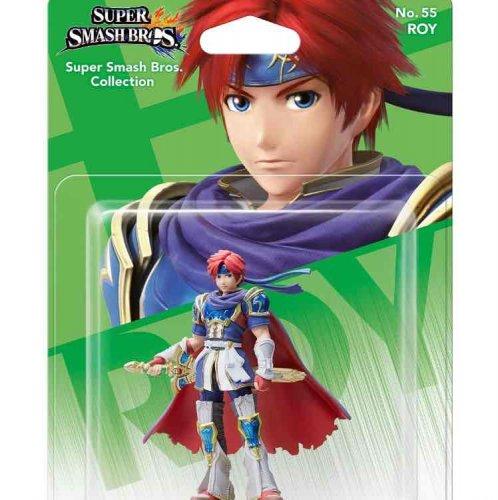 Roy No.55 amiibo (Nintendo Wii U/3DS) £3.96 Del Prime / £5.95 Non Prime @ Amazon