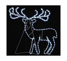 Reindeer Rope Light - £13.99 down from £39.99 @ Argos