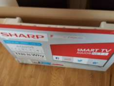 "Sharp 40"" aquos smart tv net + lc-40cfe6351k £210 instore @ Sainsbury's"