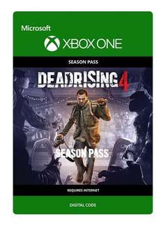 Dead Rising 4 - Season Pass - Xbox One £15.99 at Tesco/Amazon (or £9.50 from Russian Xbox)