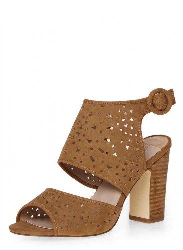 Lazer cut sandals £5 @ Dorothy Perkins instore
