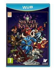 Shovel Knight (Wii U) - £14.96 @ Toys R Us (In-Store Only) (Brent Cross)