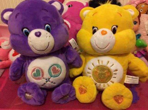 Sing-a-long Care Bears £8.25 Tesco in store